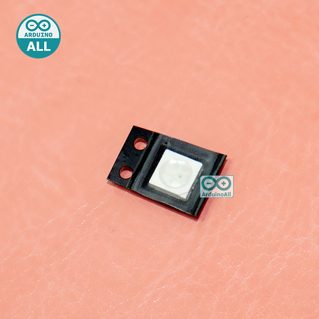 LED 5050 Color Full Red Green Blue SMD 3